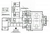 Floor PLan of Addition to the Church of GOD Thornton, CO