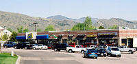 Commercial/Retail Strip Shopping Ctr Jefferson County, CO